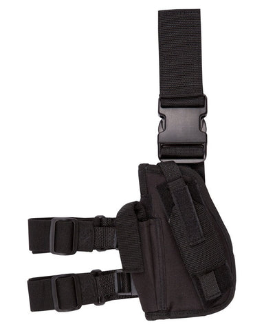 KombatUK LEFT handed - Tactical leg holster - Black