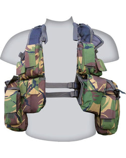 KombatUK DPM- South African Vest