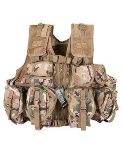KombatUK Ultimate Assault Vest - BTP