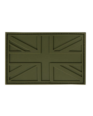 KombatUK UK PVC STEALTH PATCHES -Olive Green