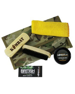 KombatUK Military Boot Care Kit - BTP
