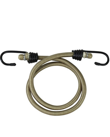 "KombatUK Military Bungees COYOTE - 30"" (10 Pack)"