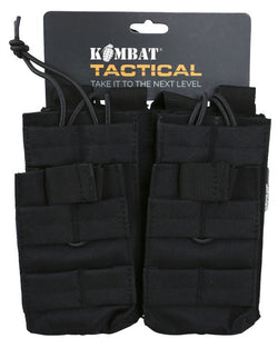 KombatUK Double Duo Mag Pouch - Black