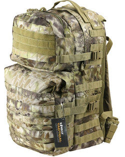 KombatUK Medium Assault Pack 40 Litre -  Raptor Kam - Desert