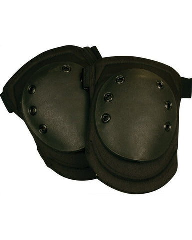KombatUK Armour -Knee Pads - Black