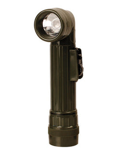 KombatUK Medium Angle Torch - Olive Green