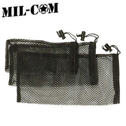 Milcom Ditty Bags - Black