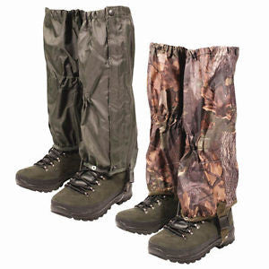 Jack Pyke Waterproof Gaiters - Hunters Green