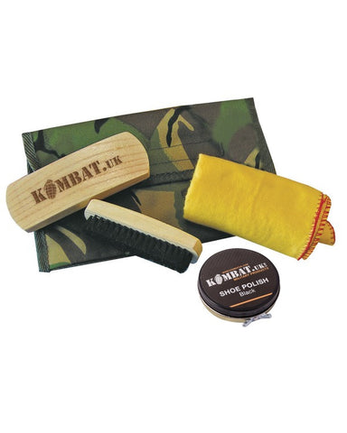 KombatUK  Military Boot Care Kit - DPM
