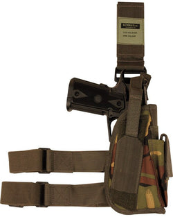 KombatUK Tactical Leg Holster - DPM