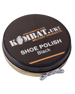 KombatUK Parade Gloss Shoe Polish - BLACK