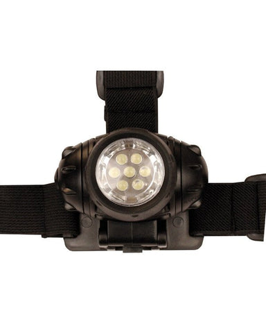KombatUK 7 LED Headlamp