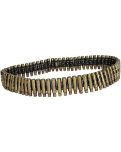 KombatUK British Army Brass Bullet Belt