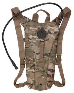 KombatUK Aqua Bladder Hydration Pack - Multicam