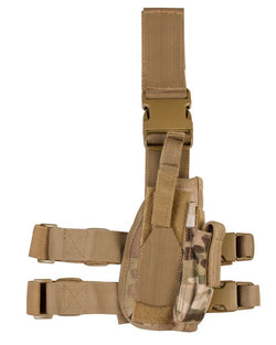 KombatUK Tactical Leg Holster - Multicam