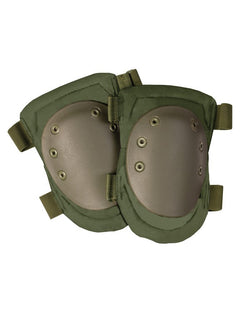 KombatUK Armour -Knee Pads - Olive Green