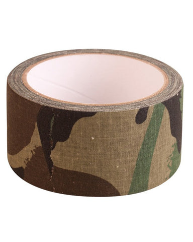 KombatUK Fabric Tape - US Woodland Camo
