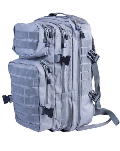 KombatUK Small Assault Pack 28 Litre - Grey