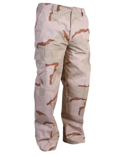 KombatUK M65 BDU Ripstop Trousers - US Tri-colour