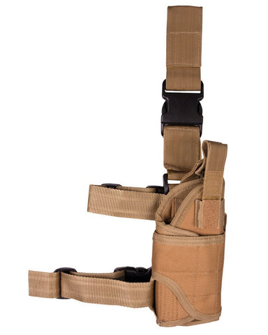 KombatUK US Assault Leg Holster - COYOTE