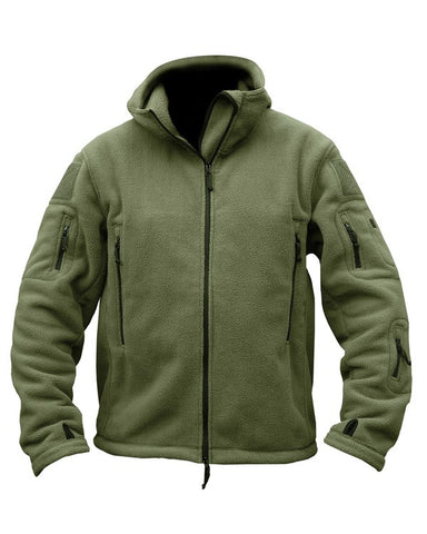 KombatUK Recon Tactical Hoodie - Olive Green