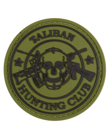 KombatUK Taliban Patch (Olive Green)