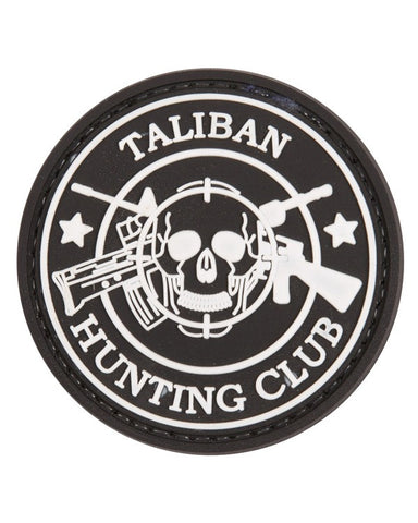 KombatUK Taliban Patch (Black)