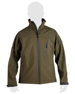 KombatUK TROOPER - Tactical soft shell jacket (Olive Green)