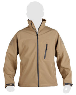KombatUK TROOPER - Tactical soft shell jacket (Coyote)