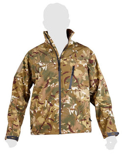 KombatUK BTP - TROOPER - Tactical soft shell - Shark Skin jacket