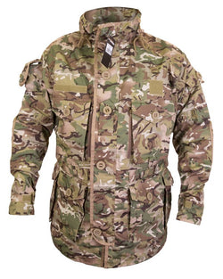 KombatUK BTP - SAS Style Assault Jacket