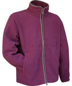 Jack Pyke Countryman Fleece Jacket - Burgundy
