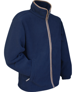 Jack Pyke Countryman Fleece Jacket - Navy Blue