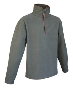 Jack Pyke Countryman Fleece Pullover - Light Olive