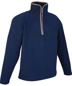 Jack Pyke Countryman Fleece Pullover - Navy Blue