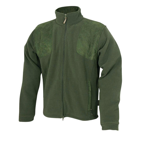 Jack Pyke Shires Fleece Jacket - Hunters Green