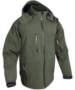 Jack Pyke Soft Shell Jacket - Hunters Green