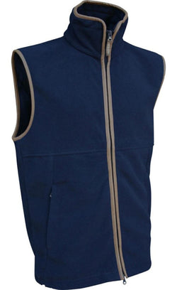 Jack Pyke Countryman Fleece Gilet - Navy Blue
