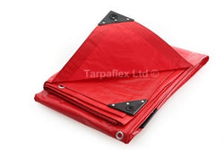 Tarpaflex Super Red 200gsm Tarpaulin