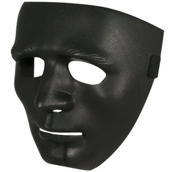 Viper ABS Face Mask - Black