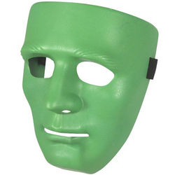 Viper ABS Face Mask - Green