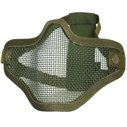 Viper Crossteel Face Mask - Green