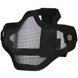 Viper Crossteel Face Mask - Black