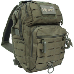Viper Lazer Shoulder Pack - Green