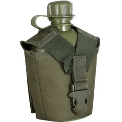 Viper Modular Water Bottle Pouch - Green