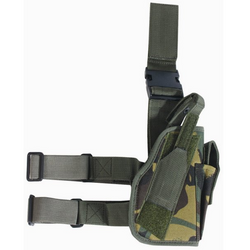 Viper Tactical Leg Holster - DPM