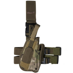 Viper Tactical Leg Holster - Multicam