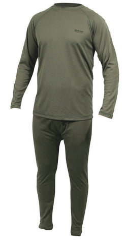 Web-tex XT Base Layer Leggings - Olive Green