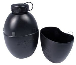 Web-tex 58 PATT Water Bottle & Cup