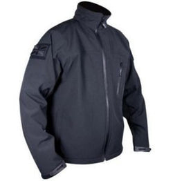 Web-tex Tactical Soft Shell Jacket - Black